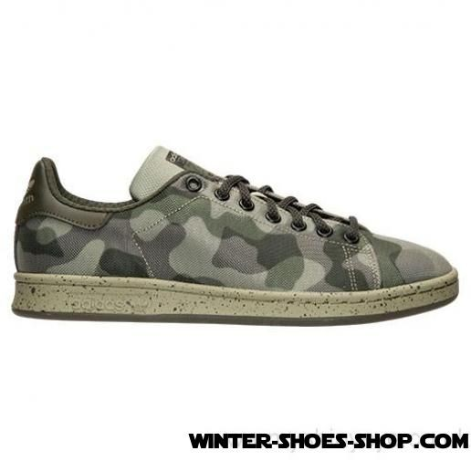Discount For US Men's Adidas Originals Stan Smith Casual Shoes Tent Green/Black/Night Sales Promotion - Discount For US Men's Adidas Originals Stan Smith Casual Shoes Tent Green/Black/Night Sales Promotion-01-0