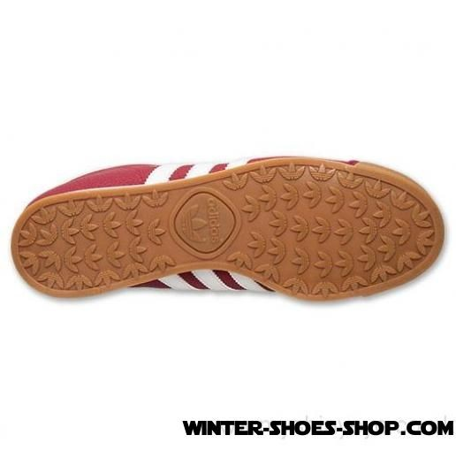 Hot Sale US Men's Adidas Samoa Casual Shoes Collegiate Burgundy/White/Gold Metallic Online - Hot Sale US Men's Adidas Samoa Casual Shoes Collegiate Burgundy/White/Gold Metallic Online-01-2