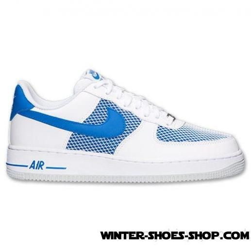 Tendy Style US Men's Nike Air Force 1 Low Casual Shoes White/Hyper Cobalt/Pure Platinum Coupons - Tendy Style US Men's Nike Air Force 1 Low Casual Shoes White/Hyper Cobalt/Pure Platinum Coupons-01-0