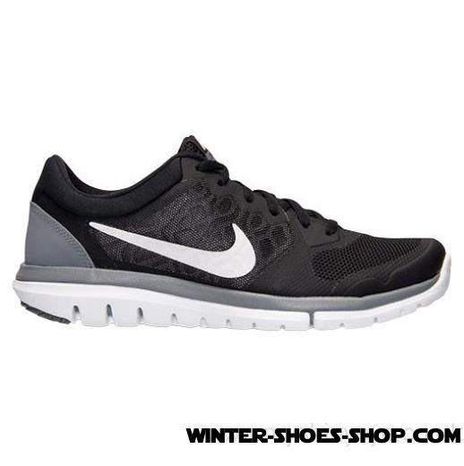 Fantastic Model US Men's Nike Flex Run 2017 Running Shoes Black/White/Cool Grey Under Discount - Fantastic Model US Men's Nike Flex Run 2017 Running Shoes Black/White/Cool Grey Under Discount-01-0