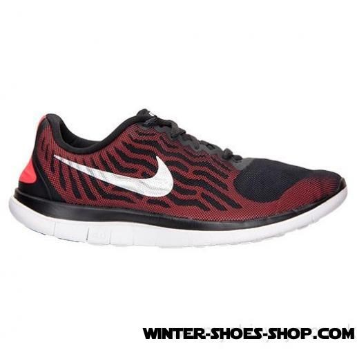 New Collection US Men's Nike Free 4.0 V5 Running Shoes Black/Metallic Silver/Bright Crimson Online Store - New Collection US Men's Nike Free 4.0 V5 Running Shoes Black/Metallic Silver/Bright Crimson Online Store-01-0