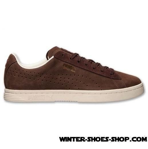 Cut-Price US Men's Puma Court Star Citi Nubuck Casual Shoes Brown Online - Cut-Price US Men's Puma Court Star Citi Nubuck Casual Shoes Brown Online-01-0