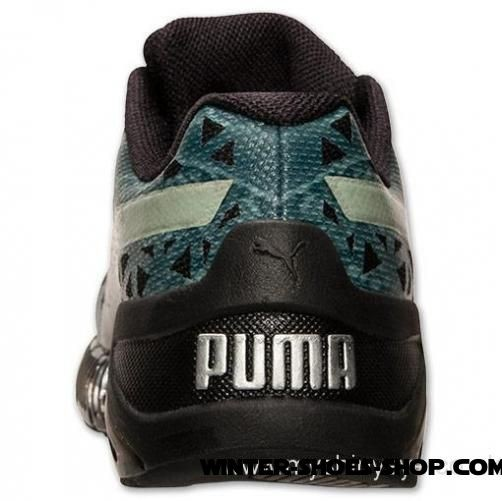 Sale Merchandise US Men's Puma Quickflex Running Shoes Black/Turbulence/Puma Silver Clearance Sale - Sale Merchandise US Men's Puma Quickflex Running Shoes Black/Turbulence/Puma Silver Clearance Sale-01-1