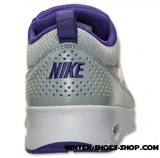 2017 Must-Have US Women's Nike Air Max Thea Running Shoes Silver Wing/Cout Purple/Pure Platinum Online - 2017 Must-Have US Women's Nike Air Max Thea Running Shoes Silver Wing/Cout Purple/Pure Platinum Online-01-2