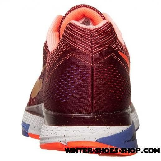 0a142c23dcb7 ... Radiant Model US Women s Nike Zoom Structure 18 Running Shoes Deep  Garnet Bright Mango
