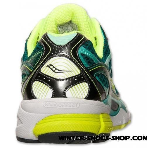 Opening Sales US Women's Saucony Ride 7 Running Shoes Green/Citron Outlet Online Sale - Opening Sales US Women's Saucony Ride 7 Running Shoes Green/Citron Outlet Online Sale-01-1