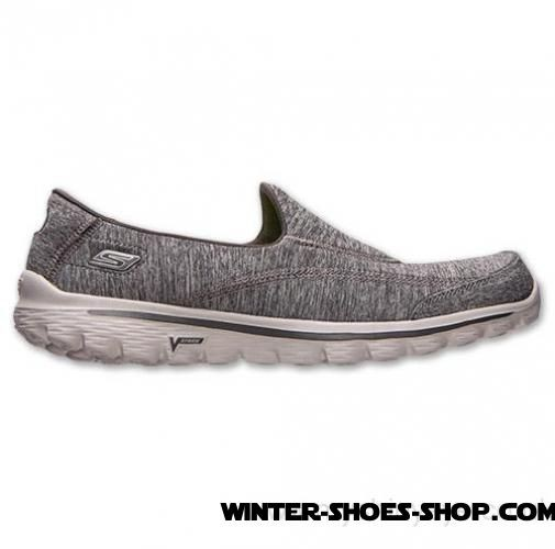Quality Guarantee US Women's Skechers Gowalk 2 Circuit Walking Shoes Grey/White Sales Promotion - Quality Guarantee US Women's Skechers Gowalk 2 Circuit Walking Shoes Grey/White Sales Promotion-01-0