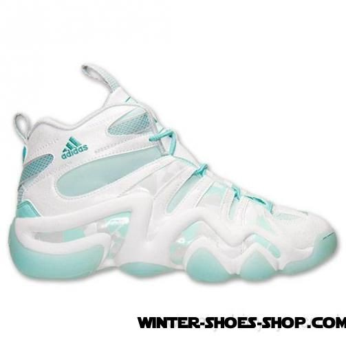Shopping Model US Men's Adidas Crazy 8 Basketball Shoes White/Cool Grey Factory Price - Shopping Model US Men's Adidas Crazy 8 Basketball Shoes White/Cool Grey Factory Price-31