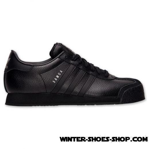 Special Offers US Men's Adidas Samoa Casual Shoes Black Cheap Sale - Special Offers US Men's Adidas Samoa Casual Shoes Black Cheap Sale-31