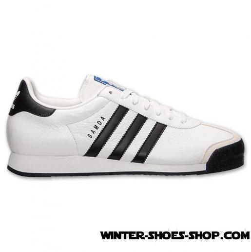 Premium Product US Men's Adidas Samoa Casual Shoes White/Black For Sale Online - Premium Product US Men's Adidas Samoa Casual Shoes White/Black For Sale Online-31