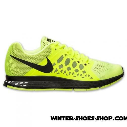 official photos 44eca 0f1c6 ... Competitive Price US Mens Nike Air Pegasus 31 Running Shoes VoltBlack  On Sale Store