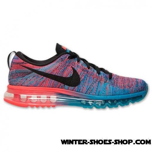 Radiant Model US Men's Nike Flyknit Air Max Running Shoes Blue Lagoon/Black/Bright Crimson Sale - Radiant Model US Men's Nike Flyknit Air Max Running Shoes Blue Lagoon/Black/Bright Crimson Sale-31