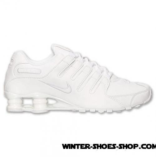 Trend Model US Men's Nike Shox Nz Running Shoes White/White For Sales - Trend Model US Men's Nike Shox Nz Running Shoes White/White For Sales-31