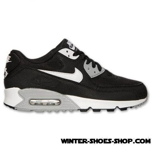 New Arrivals US Women's Nike Air Max 90 Essential Running Shoes Black/White/Wolf Grey Outlet - New Arrivals US Women's Nike Air Max 90 Essential Running Shoes Black/White/Wolf Grey Outlet-31