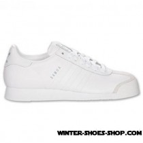 Sale Online US Men's Adidas Samoa Casual Shoes White Factory Price-20