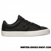 Hot Commodity US Men's Converse Star Player Ox Casual Shoes Black Outlet Shop-20