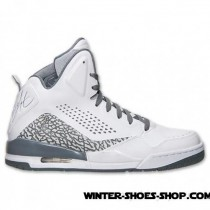 Special Offer US Men's Jordan Sc3 Basketball Shoes White/Cool Grey Outlet Shop-20