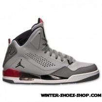 Typical Style US Men's Jordan Sc3 Basketball Shoes Wolf Grey/Black/Gym Red Outlet-20