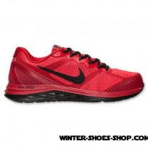 2017 New Models US Men's Nike Dual Fusion Run 3 Running Shoes Gym Red/Black/Action Red Outlet Online Sale-20