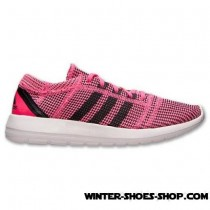 Hot-Selling US Women's Adidas Element Refine Js Running Shoes Pink/Black Factory Price-20