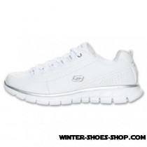 Best-Selling US Women's Skechers Out And About Running Shoes White Retail-20