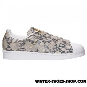 Special Design US Men's Adidas Superstar East River Casual Shoes White/White/Gold Big Sale