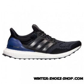 Online Discount US Men's Adidas Ultra Boost Running Shoes Black Outlet Shop