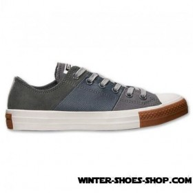Price Was Duplicated US Men's Converse Chuck Taylor All Star Tripanel Ox Casual Shoes Grey/White/Gum For Sales