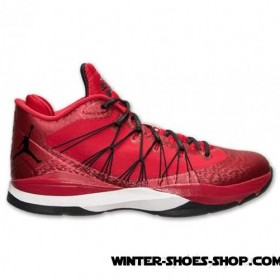 Original Model US Men's Jordan Cp3 Vii Ae Basketball Shoes Gym Red/Black/White For Sales
