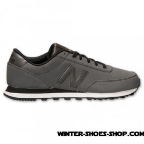 Hot-Selling US Men's New Balance 501 Casual Running Shoes Grey/Black Sale Outlet Store