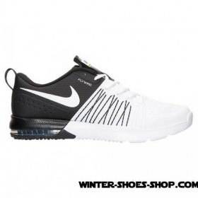 Delicate Design US Men's Nike Air Max Effort Tr Training Shoes Black/White Factory Outlet
