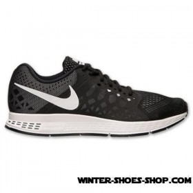 2017 New US Men's Nike Air Pegasus 31 Running Shoes Black/White For Sale