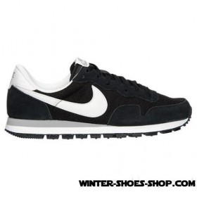 Classical Style US Men's Nike Air Pegasus 83 Casual Shoes Black/Base Grey/Summit White Outlet