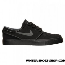 Absolute Quality US Men's Nike Sb Zoom Stefan Janoski Casual Shoes Black/Black Sale Online 2017