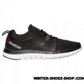 Sale Online US Men's Reebok Zquick Dash Running Shoes Black/White Outlet Shop