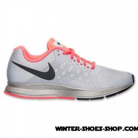 Quality Guarantee US Women's Nike Zoom Pegasus 31 Flash Running Shoes Reflect Silver/Black/Hyper Pink On Clearance