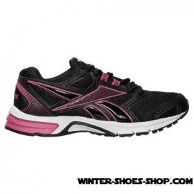 Bargain Sale US Women's Reebok Southrange Run Running Shoes Black/Pink/Dark Silver Store Online