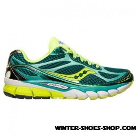 Opening Sales US Women's Saucony Ride 7 Running Shoes Green/Citron Outlet Online Sale