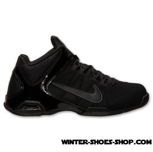 Best Quality US Men's Nike Air Visi Pro Iv Basketball Shoes Black/Black/Anthracite Store Online - Best Quality US Men's Nike Air Visi Pro Iv Basketball Shoes Black/Black/Anthracite Store Online-01-0