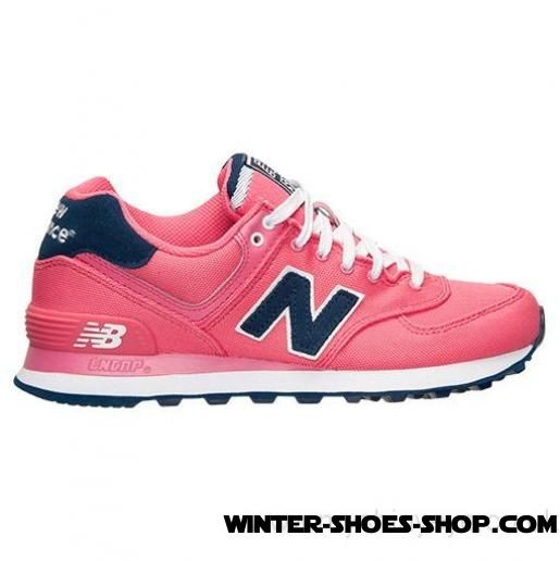 Special Style US Women's New Balance 574 Casual Shoes Pink Factory Outlet - Special Style US Women's New Balance 574 Casual Shoes Pink Factory Outlet-01-0