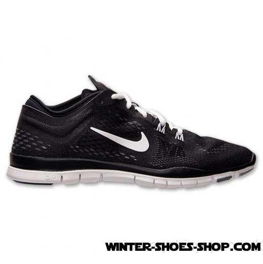 Buy Online US Women's Nike Free Tr Fit 4 Training Shoes Black/White On Clearance - Buy Online US Women's Nike Free Tr Fit 4 Training Shoes Black/White On Clearance-01-0