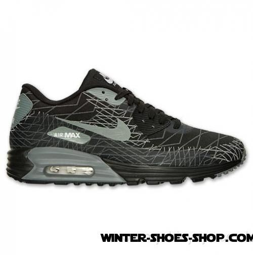 Less Expensive US Men's Nike Air Max Lunar 90 Jacquard Running Shoes Black/Cool Grey/White Best Deals - Less Expensive US Men's Nike Air Max Lunar 90 Jacquard Running Shoes Black/Cool Grey/White Best Deals-31