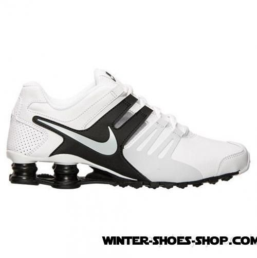 2017 Top-Selling US Men's Nike Shox Current Running Shoes White/Pure Platinum/Black Outlet Online Sale - 2017 Top-Selling US Men's Nike Shox Current Running Shoes White/Pure Platinum/Black Outlet Online Sale-31