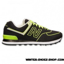 Offering Discounts US Men's New Balance 574 Neon Casual Shoes Neon Outlet-20