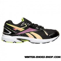 Delicate Design US Women's Reebok Doublehall 2.0 Running Shoes Black/Electro Pink/Solar Free Shipping-20