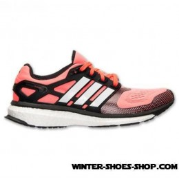 Fascinating Model US Men's Adidas Energy Boost 2m Running Shoes Solar Red/White/Core Black Outlet Online Sale-20