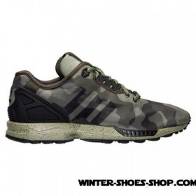 Super Specials US Men's Adidas Zx Flux Decon Casual Shoes St. Tent Green/Night Cargo For Sale Online