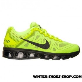 Exactly Discount US Men's Nike Air Max Tailwind 7 Running Shoes Volt/Black/Anthracite Outlet Sale