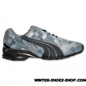 Classical Style US Men's Puma Cell Jago 9 Print Running Shoes Tradewinds/Black/Turbulence On Sale