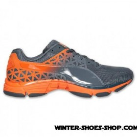 New Collection US Men's Puma Mobium Swiftstrike Running Shoes Turbulence/Vibrant Orange Outlet Online Shop